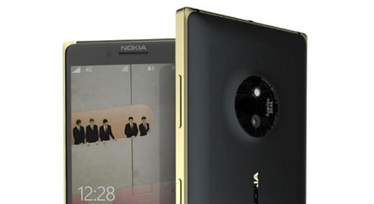 Lumia 830 a 930 přijdou v luxusním zlatém provedení