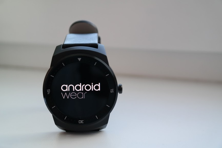 LG G Watch R – videopohled