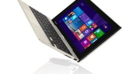 Toshiba uvedla tablet/notebook Satellite Click Mini