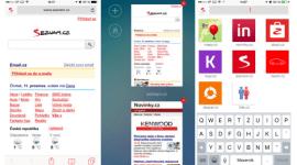 Seznam.cz uvedl webový prohlížeč pro iOS