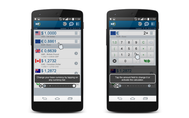 Dotekománie doporučuje #78 – Přehledné přepočítání kurzů měn [iOS, Android, Windows Phone]