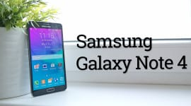 Samsung Galaxy Note 4 - videopohled