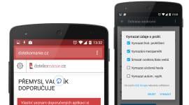 Chrome Beta pro Android povyšuje na verzi 41