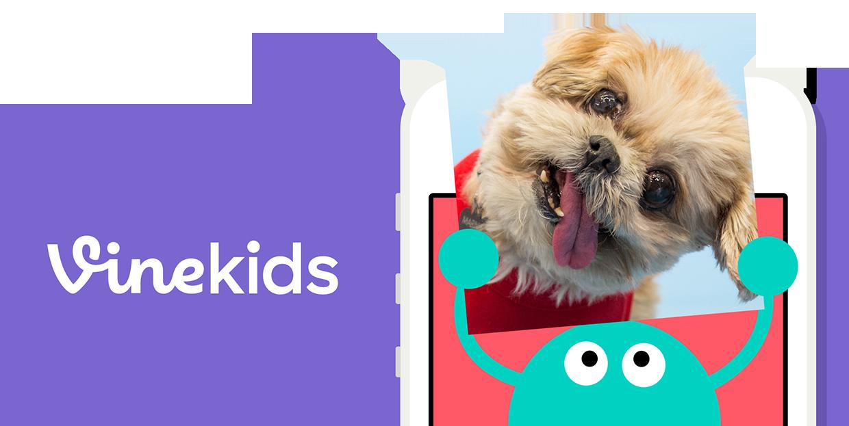 Vine spouští novou aplikaci určenou dětem