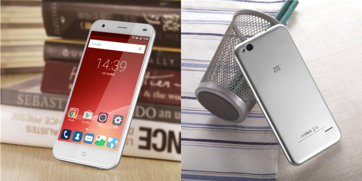 ZTE Blade S6 4G LTE – globální prodej a Android 5.0