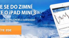 Vyhrajte iPad mini 3 v zimní investiční soutěži