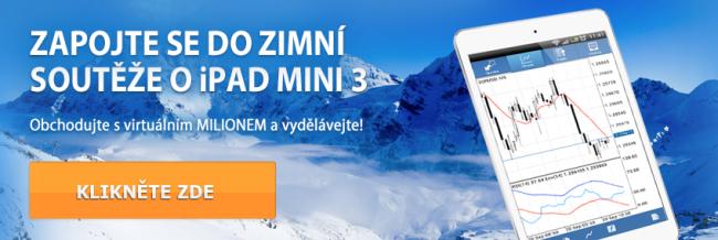 Zimní investiční soutěž_iPad