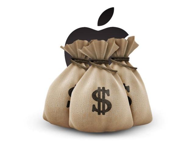 Apple se pochlubil výsledky za první fiskální kvartál 2015