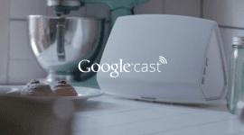 Google Cast – stream hudby přímo do reproduktorů