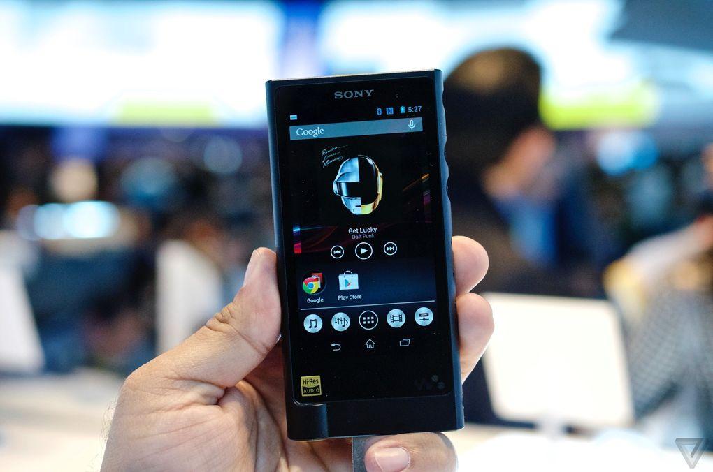 Sony představilo Walkman NW-ZX2 [aktualizováno]