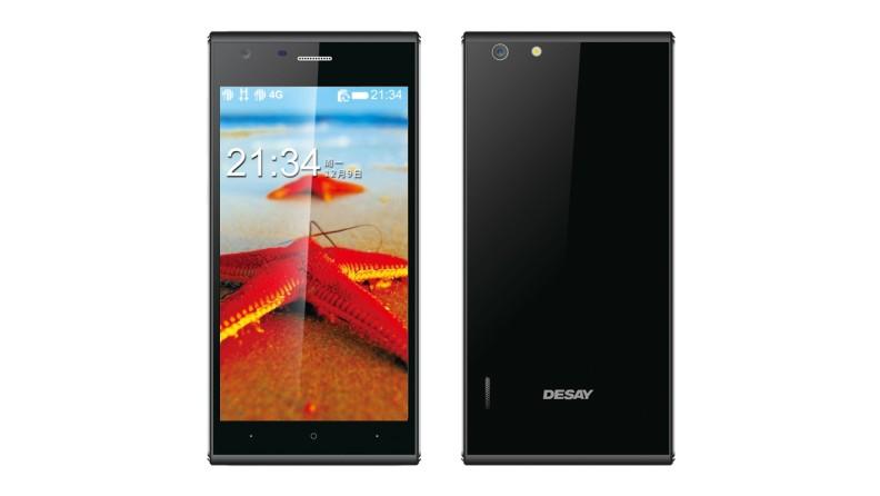 Desay Magical Mirror X5 – telefon se safírovým sklem s cenou pod 5 tisíc