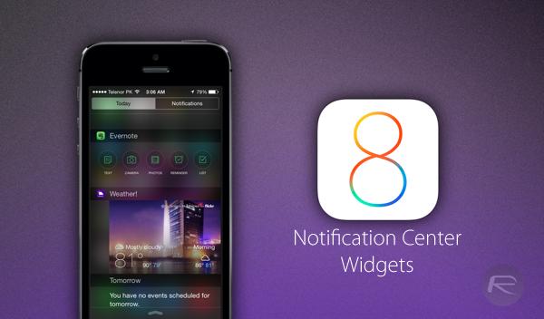 5 aplikací ze storu – zajímavé widgety [iOS]