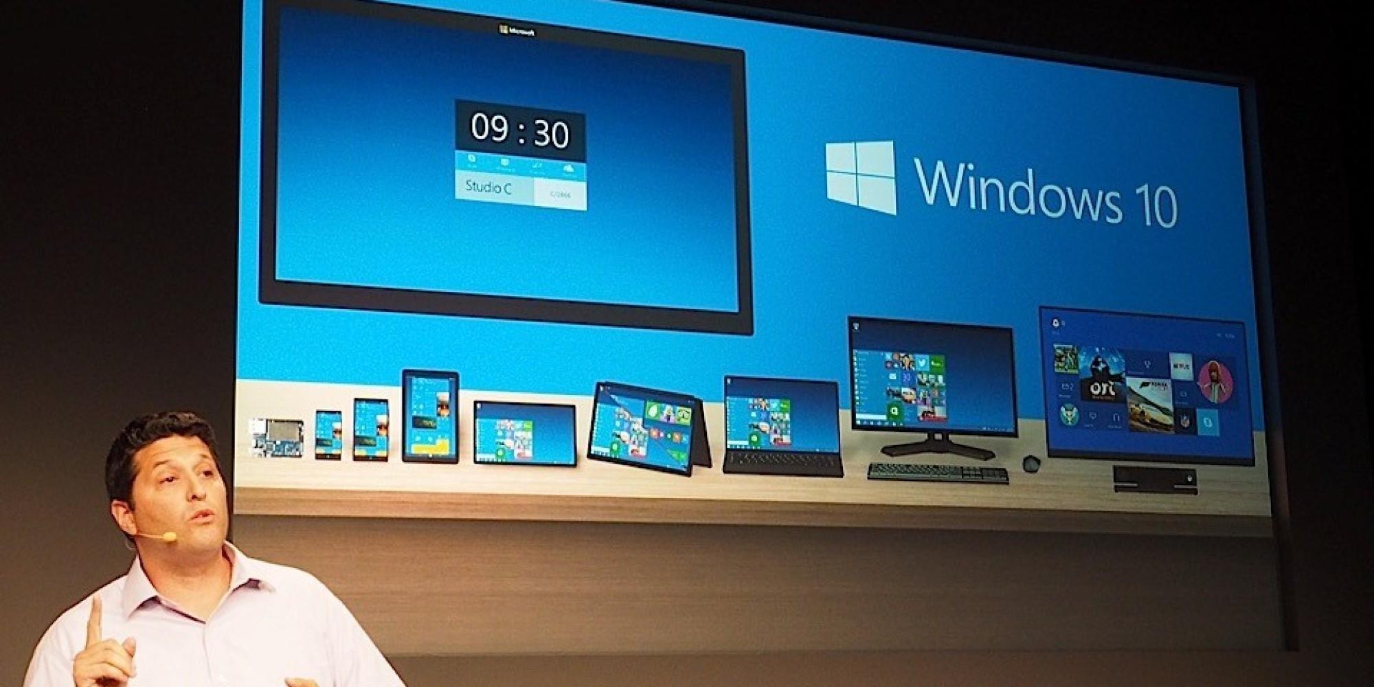To nej z uplynulého týdne #4 – nový Windows 10 a spekulace o top modelech