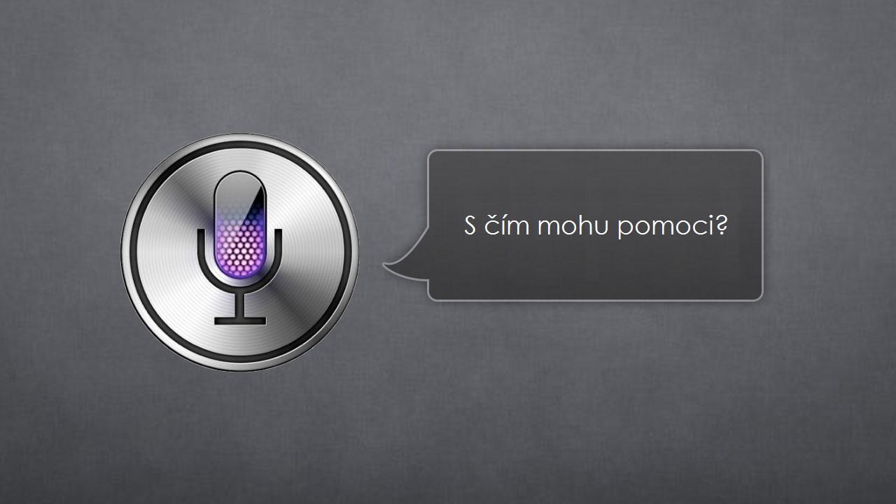 Siri se připravuje na češtinu, slovenštinu a polštinu