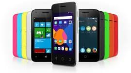 Alcatel PIXI 3 – telefony se třemi operačními systémy