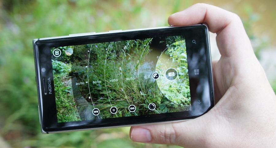 Lumia Camera pro všechna zařízení s Windows Phone