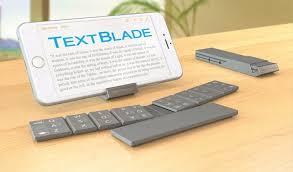 TextBlade – klávesnice pro iPhone 6 a 6 Plus