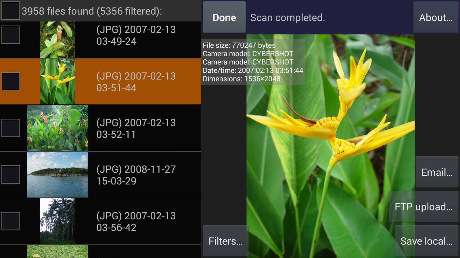Obnovte si smazané soubory a fotky [Android]