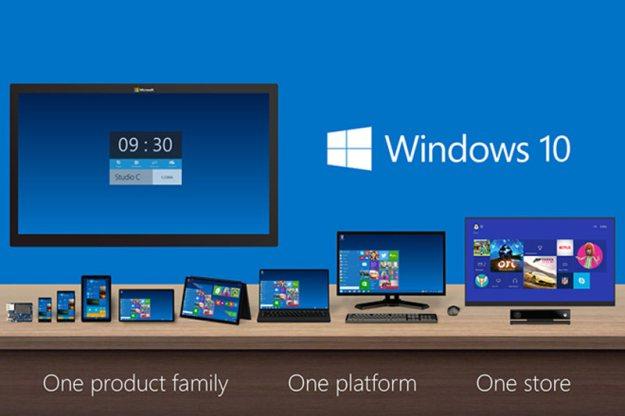"""Microsoft označuje telefony jako """"připravené na Windows 10"""""""