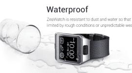 Čínské ZeaWatch G2 kopírují hodinky Gear od Samsungu