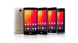 LG představilo modely Magna, Spirit, Leon a Joy