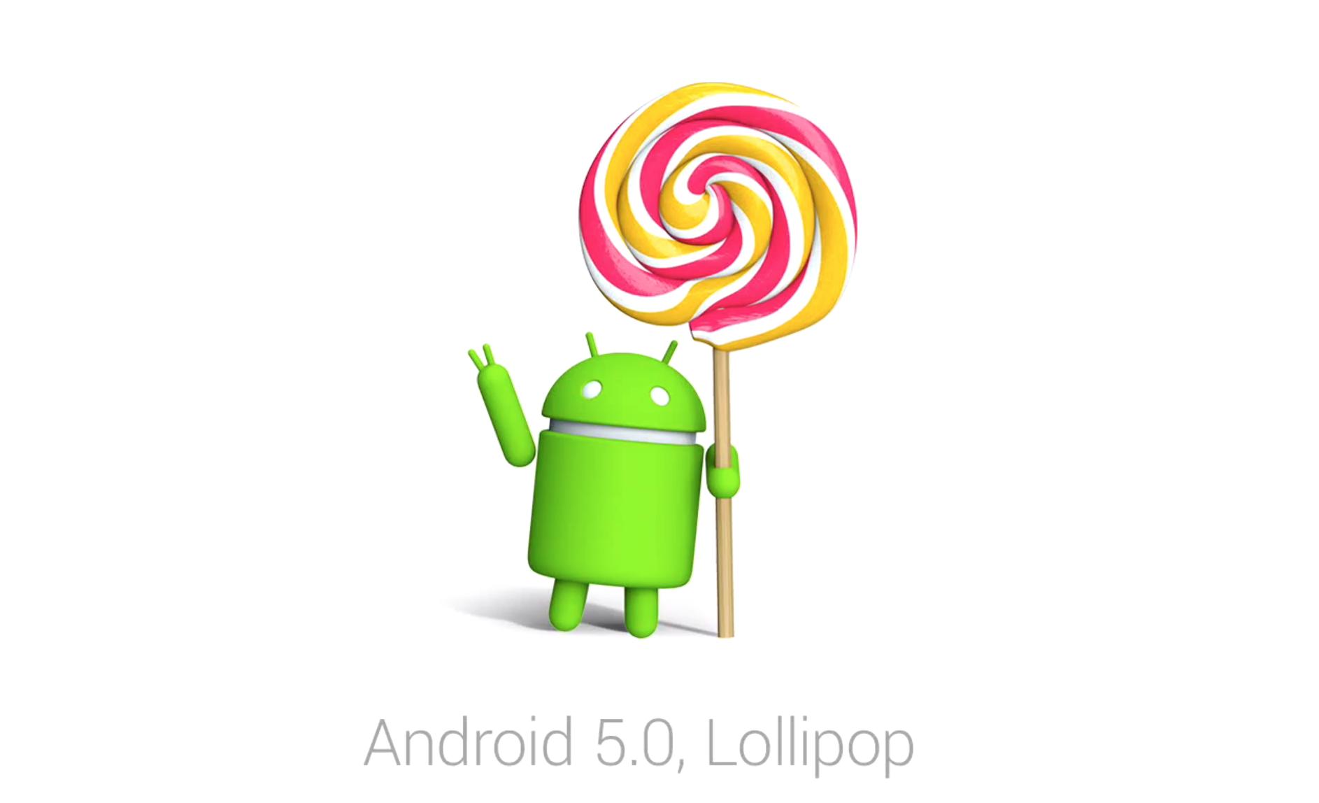 Android statistika – Lollipop konečně na scéně