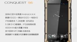Conquest S6 – odolný cvalík z Číny