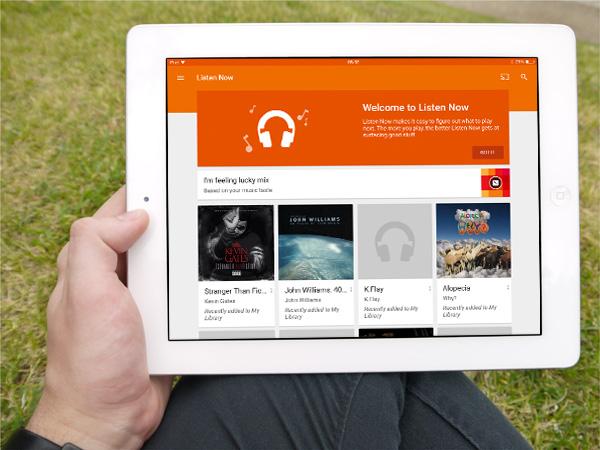 Play Music získává funkci časovače