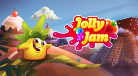 Rovio uvedlo hru Jolly Jam