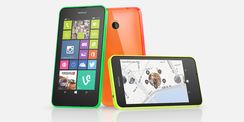 Microsoft chystá novou Lumii 640 a lepší 635