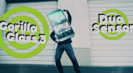 HTC a atypická reklama na One M8