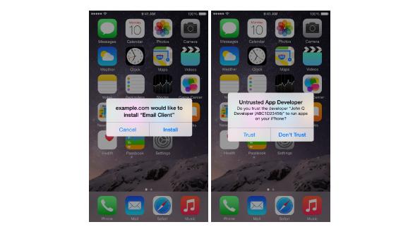 iOS spyware Xagent napadá iPhony i bez jailbreaku