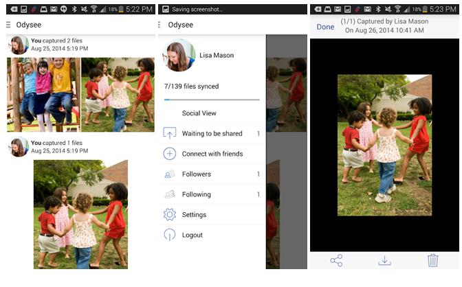 Google si pořídil Odysee – službu pro zálohování fotek a videí