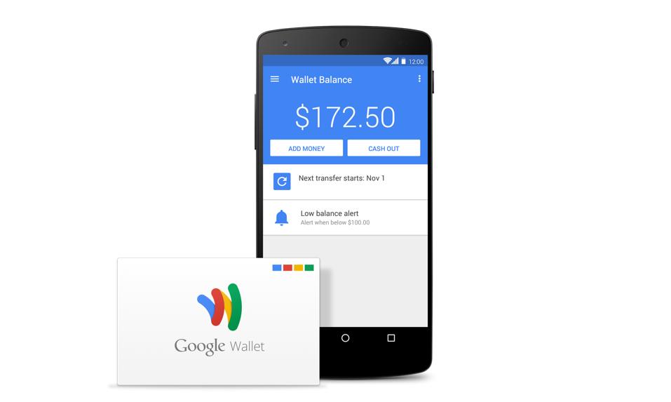 Googlu ujíždí vlak s mobilními platbami, ale chce to změnit