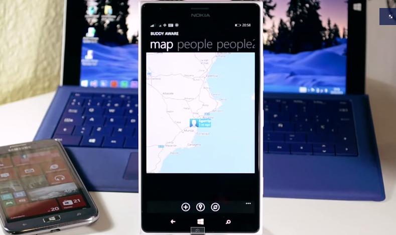 Microsoft vyvíjí People Sense – aplikace pro hledání přátel s Windows Phone