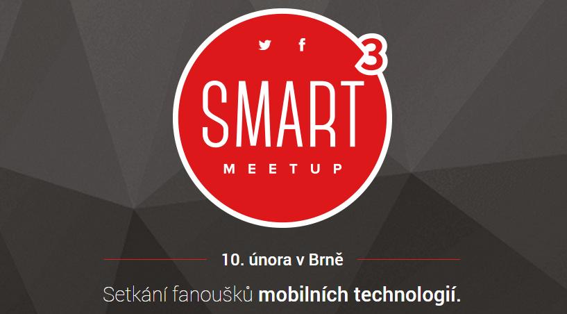 Smartmeetup – Setkání fanoušků mobilních technologií