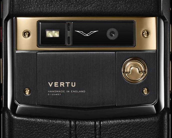 Pure Jet Gold má být nejlepší model od Vertu
