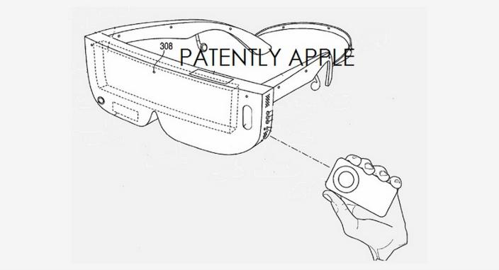 Apple si patentoval obroučky pro chytré brýle v čele s iPhonem