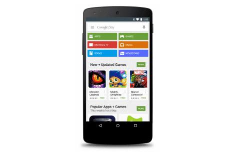 Google Play – reklamy ve vyhledávání a 7 miliard dolarů pro vývojáře