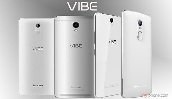 Lenovu unikají informace o Vibe X3, S1, P1 a P1 Pro