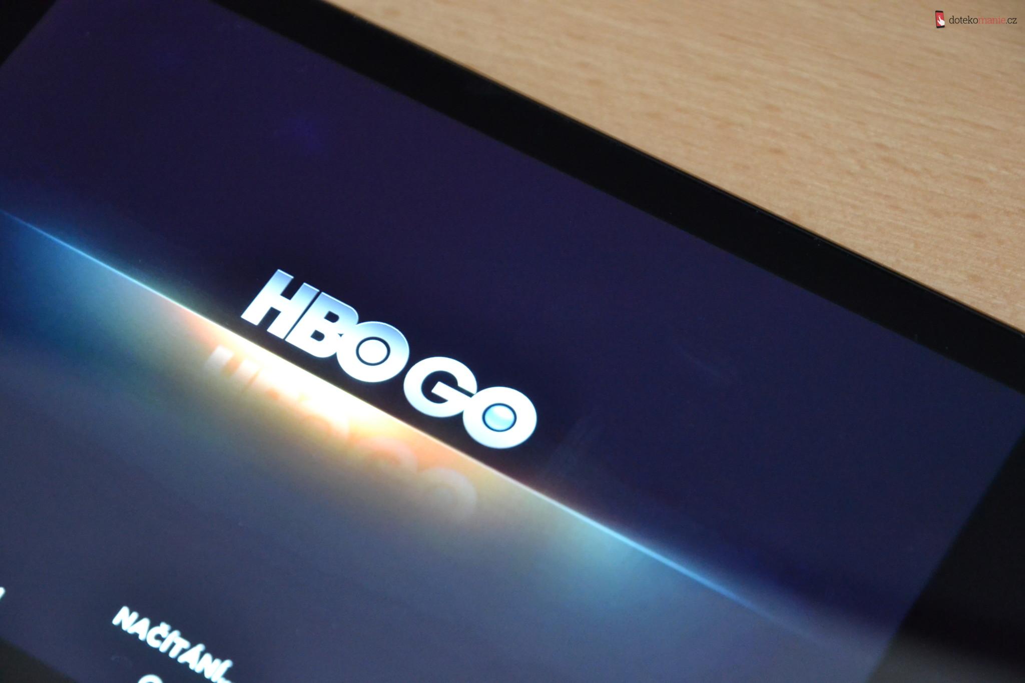 HBO GO – sledování HBO na chytrém zařízení