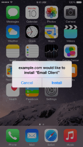 iOS-warning-messages