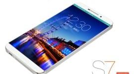 Smartphone s velmi tenkými rámečky – Serendipity S7