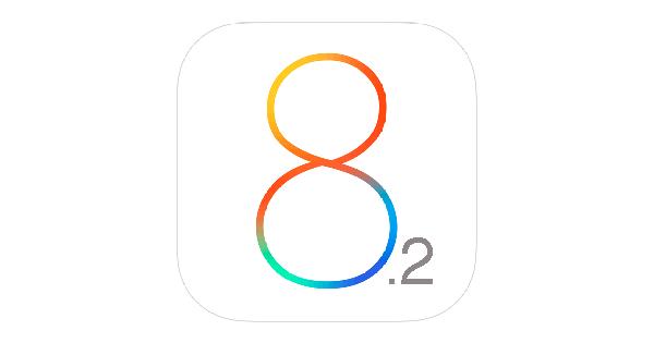 Pátá betaverze iOS 8.2 je venku