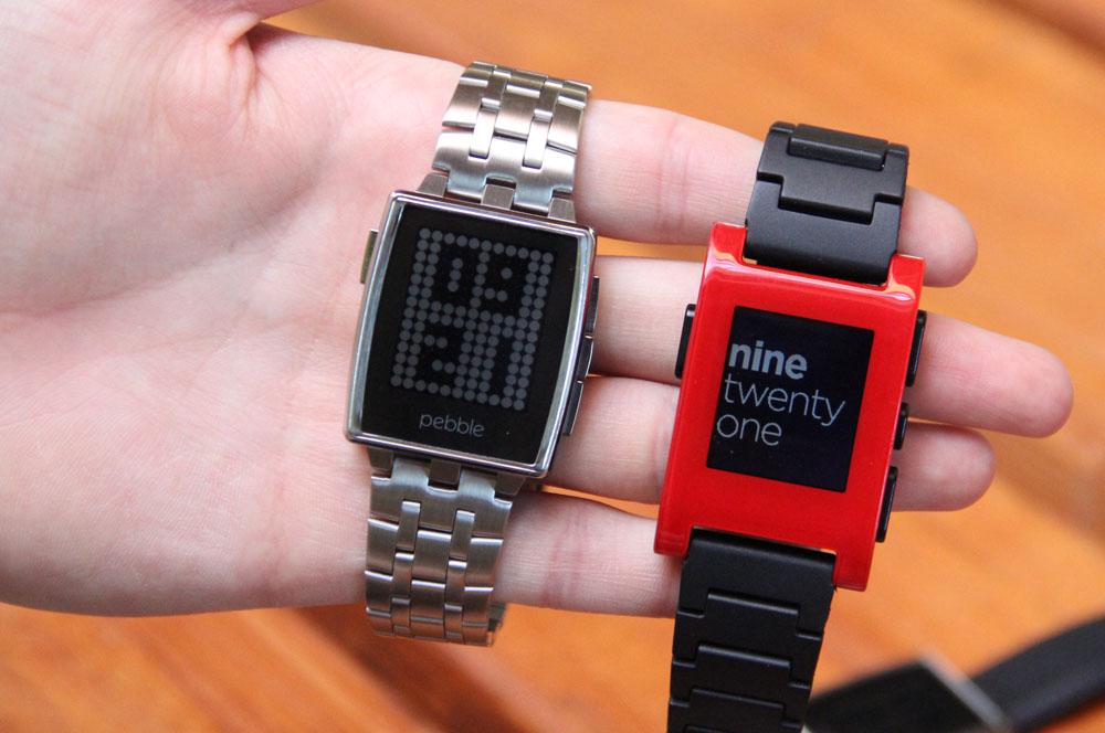 Microsoft testuje notifikační aplikaci pro hodinky Pebble