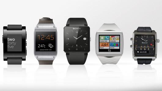 Nový hardware pro Android Wear – zaměřeno na nízkou spotřebu energie