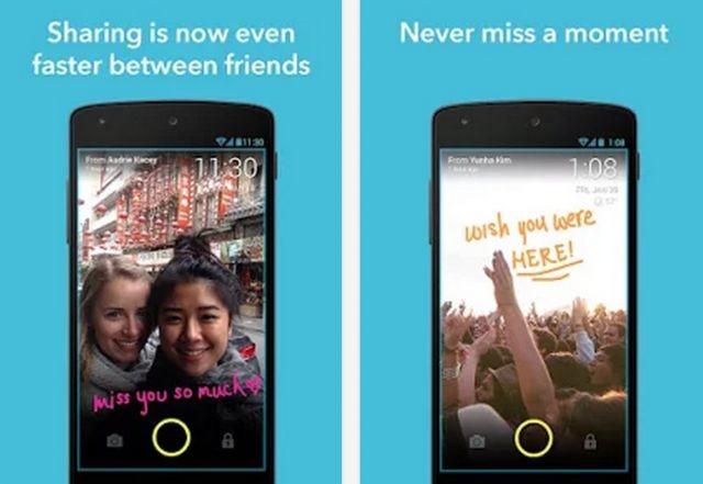 ScreenPop umožní odesílat fotky s uzamčenou obrazovkou