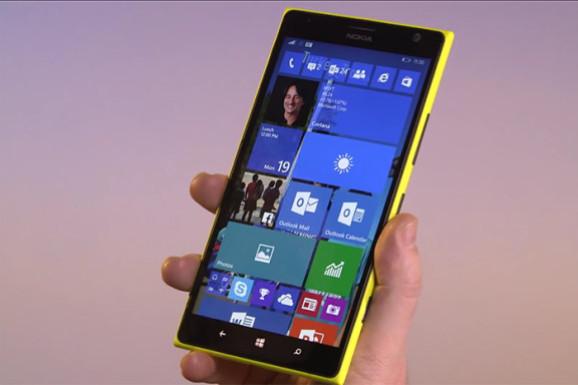 Vyšla preview verze Windows 10 pro telefony, zatím jen pro vybrané modely