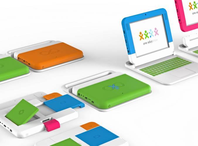 XO-Infinity – modulární zařízení založené na projektu OLPC