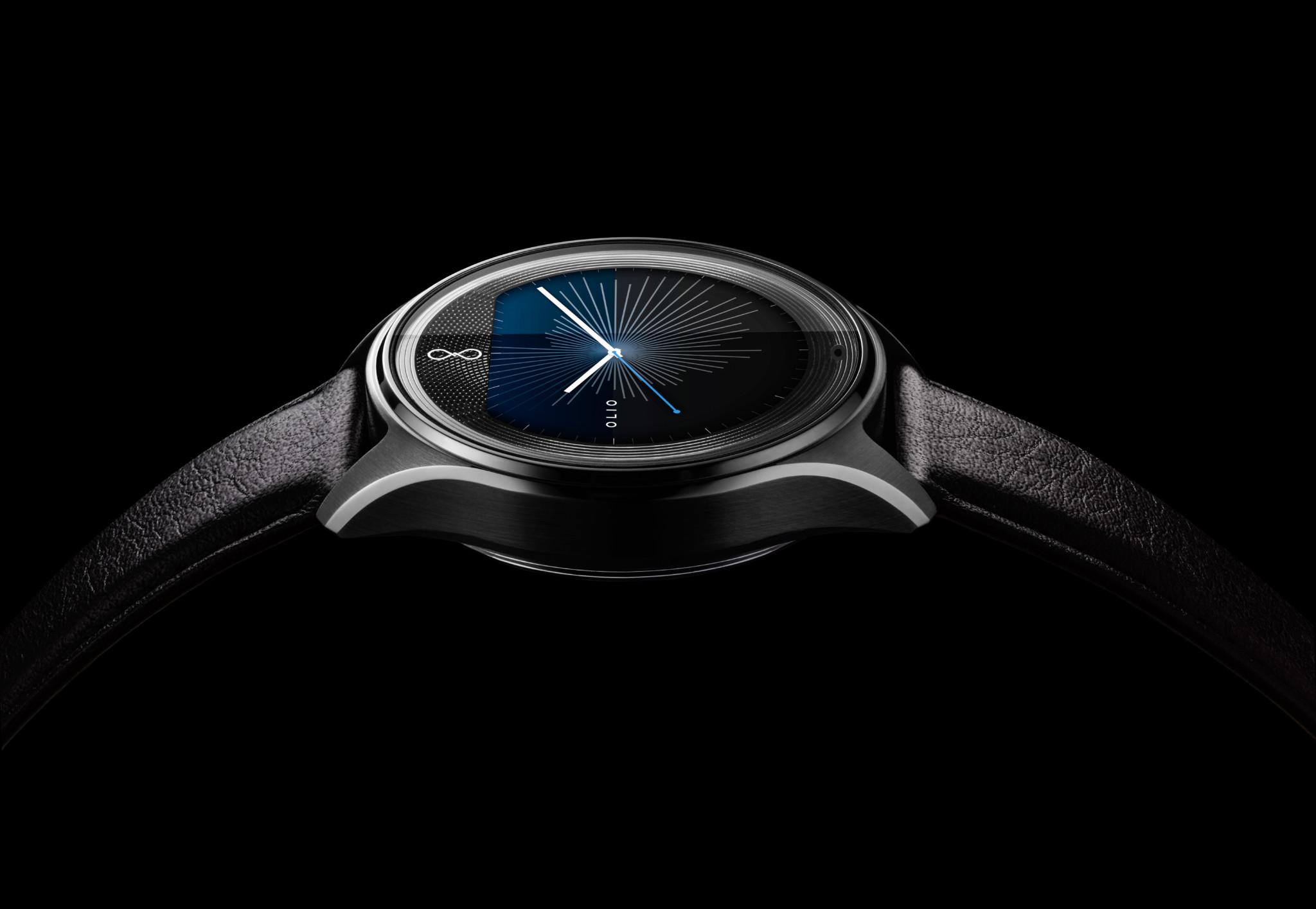 Chytré hodinky Model One od společnosti Olio